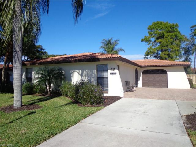 27863 Hacienda Village Dr, BONITA SPRINGS, FL 34135 (MLS #219005120) :: RE/MAX Realty Group
