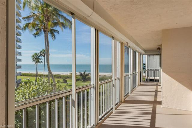 7150 Estero Blvd #406, FORT MYERS BEACH, FL 33931 (MLS #219006082) :: The Naples Beach And Homes Team/MVP Realty
