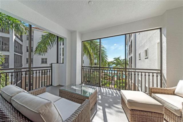 10723 Mirasol Dr #410, MIROMAR LAKES, FL 33913 (MLS #219011353) :: John R Wood Properties
