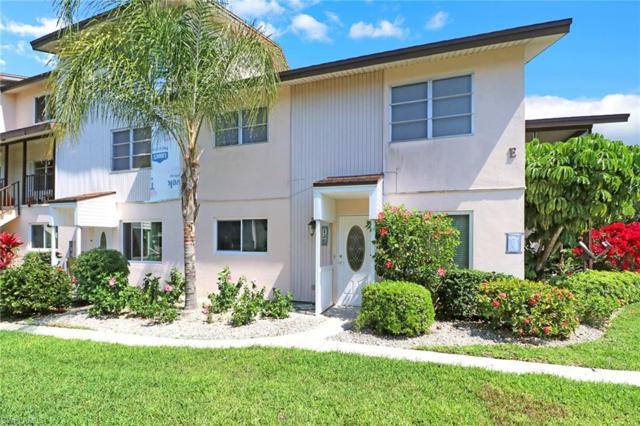 180 Cypress Way E E126, NAPLES, FL 34110 (MLS #219019192) :: #1 Real Estate Services