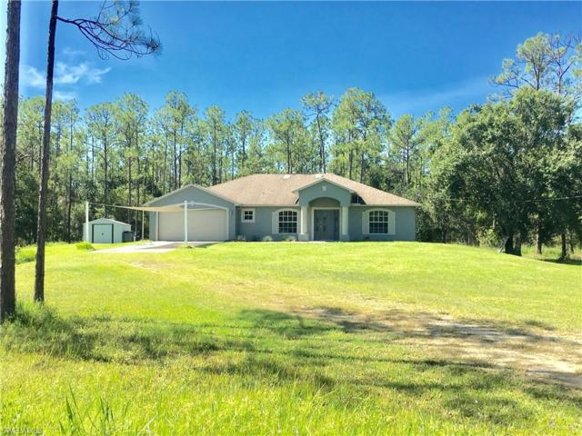 9830 Quail Run, NORTH FORT MYERS, FL 33917 (MLS #219022747) :: The Naples Beach And Homes Team/MVP Realty