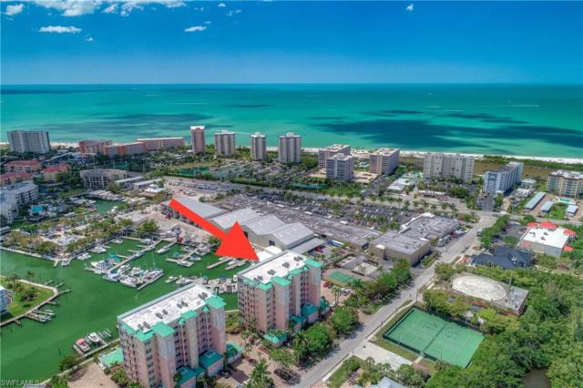 150 Lenell Rd #203, FORT MYERS BEACH, FL 33931 (MLS #219025313) :: Palm Paradise Real Estate
