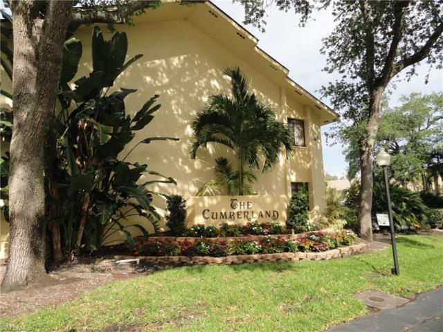 7116 Lakeridge Ct #208, FORT MYERS, FL 33907 (MLS #219030097) :: The Naples Beach And Homes Team/MVP Realty