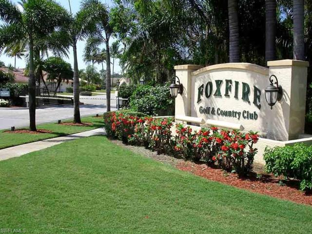 1051 Foxfire Ln #301, NAPLES, FL 34104 (MLS #219030477) :: Kris Asquith's Diamond Coastal Group