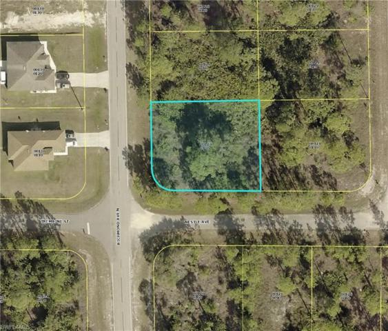 1814 Richmond Ave N, LEHIGH ACRES, FL 33972 (MLS #219035147) :: RE/MAX Radiance