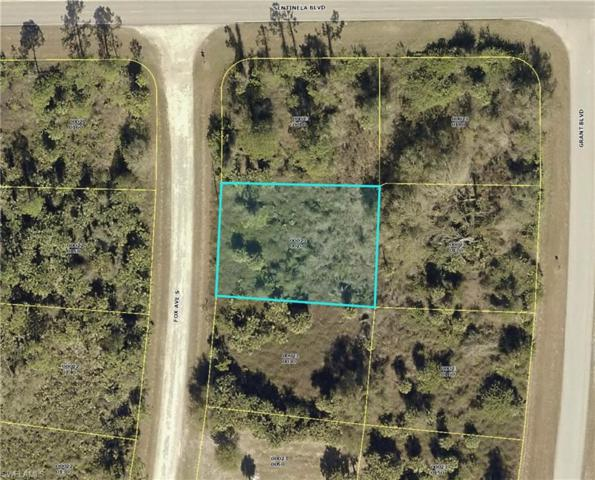 121 Fox Ave S, LEHIGH ACRES, FL 33974 (MLS #219035160) :: RE/MAX Radiance