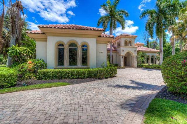 4642 Idylwood Ln, NAPLES, FL 34119 (MLS #219037567) :: The Naples Beach And Homes Team/MVP Realty