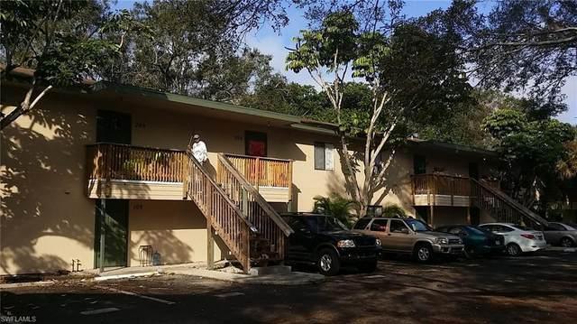 824 Alderman St #113, FORT MYERS, FL 33916 (MLS #219050289) :: Dalton Wade Real Estate Group