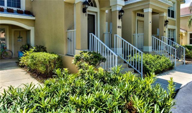 9000 Spring Run Blvd #803, ESTERO, FL 34135 (MLS #219050529) :: Palm Paradise Real Estate
