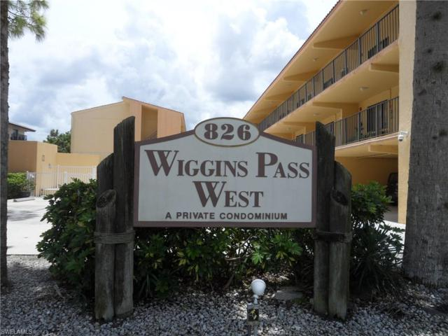 826 Wiggins Pass Rd. Rd #319, NAPLES, FL 34110 (MLS #219051913) :: Clausen Properties, Inc.