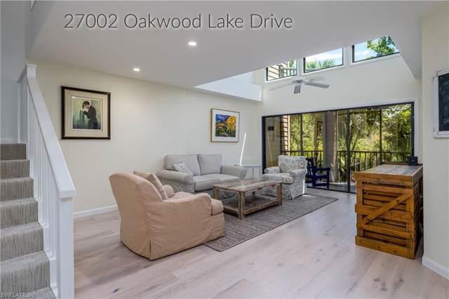 27002 Oakwood Lake Dr, BONITA SPRINGS, FL 34134 (#219053035) :: The Dellatorè Real Estate Group