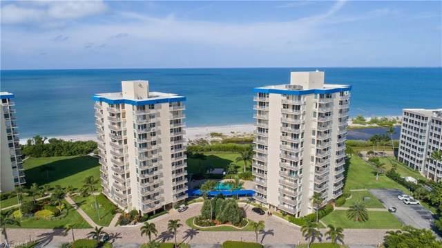 7300 Estero Blvd #203, FORT MYERS BEACH, FL 33931 (#219055206) :: The Dellatorè Real Estate Group