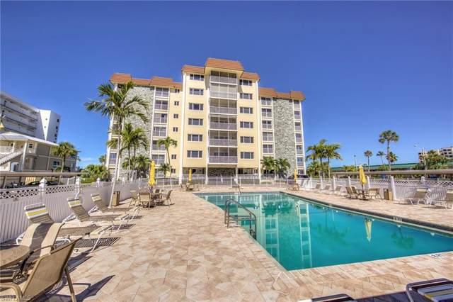6900 Estero Blvd #701, FORT MYERS BEACH, FL 33931 (MLS #219055326) :: Palm Paradise Real Estate