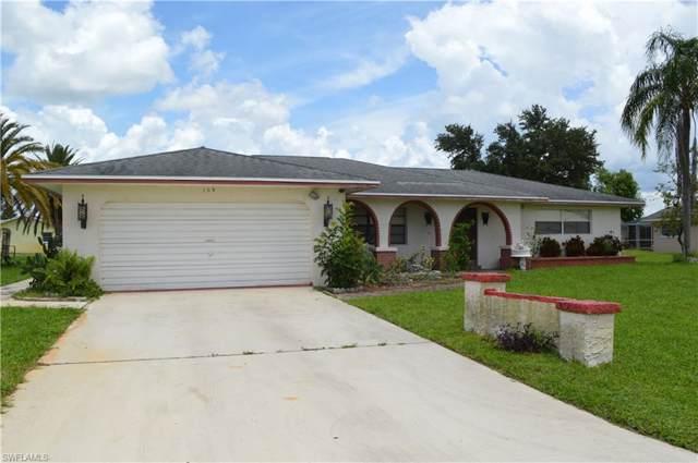 109 Gateside St, LEHIGH ACRES, FL 33936 (MLS #219055533) :: Palm Paradise Real Estate