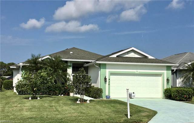 436 Crossfield Cir, NAPLES, FL 34104 (#219056019) :: Southwest Florida R.E. Group Inc