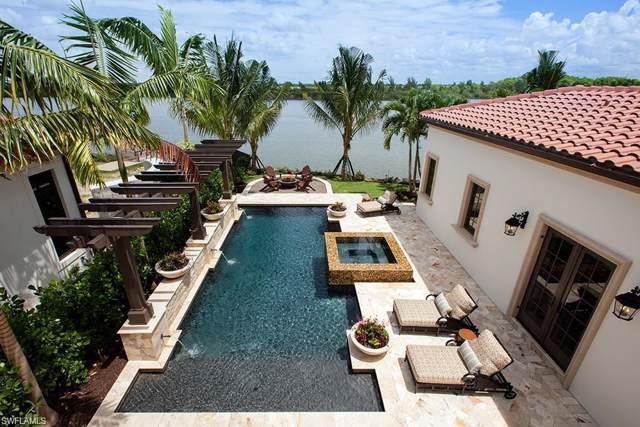 18104 Via Portofino Way, MIROMAR LAKES, FL 33913 (MLS #219058874) :: Royal Shell Real Estate
