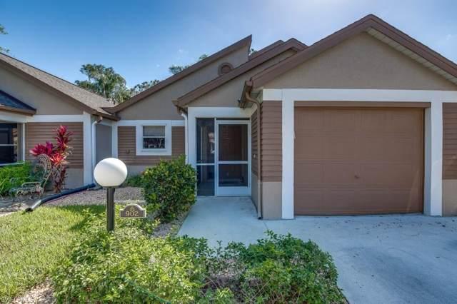 22181 Tallwood Ct #902, ESTERO, FL 33928 (MLS #219060904) :: Royal Shell Real Estate