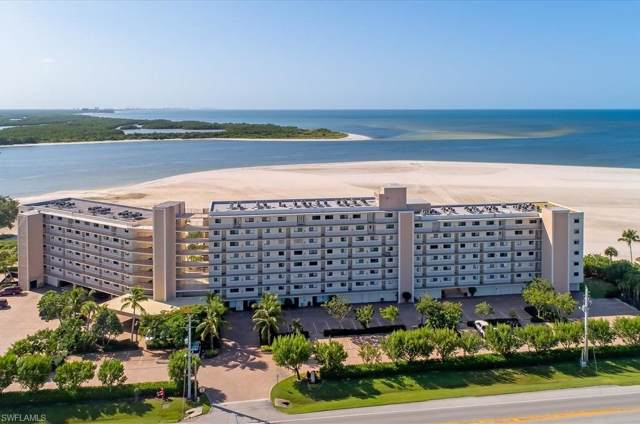8350 Estero Blvd #431, FORT MYERS BEACH, FL 33931 (MLS #219061926) :: The Naples Beach And Homes Team/MVP Realty