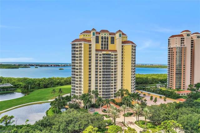4751 Bonita Bay Blvd #301, BONITA SPRINGS, FL 34134 (#219062270) :: The Dellatorè Real Estate Group