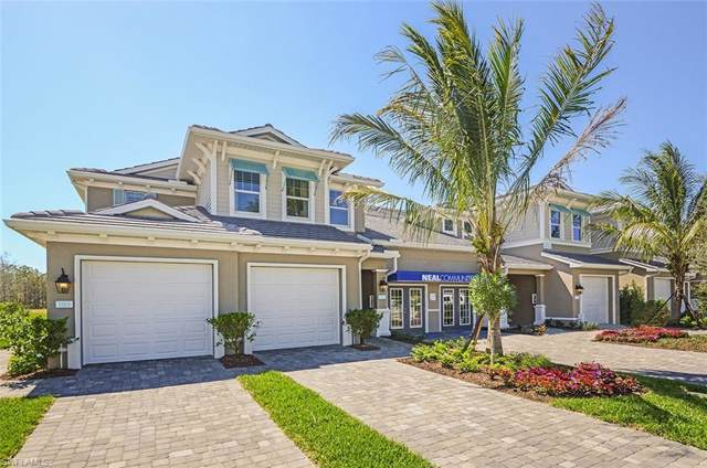 6948 Avalon Circle Dr #606, NAPLES, FL 34112 (#219066729) :: Jason Schiering, PA