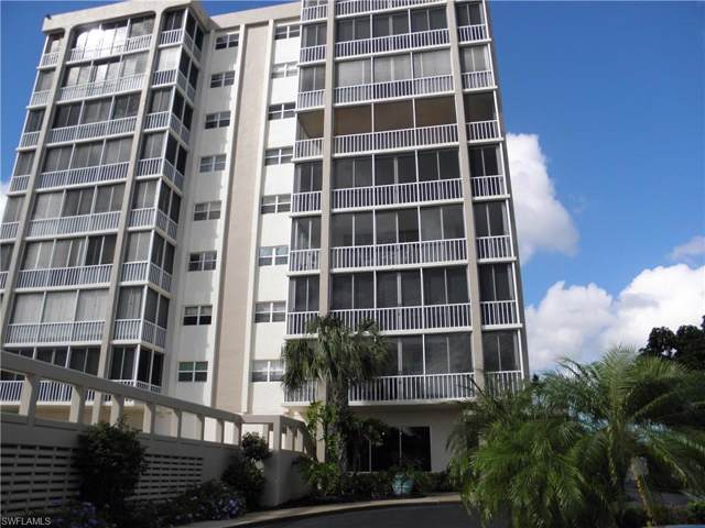 7146 Estero Blvd #416, FORT MYERS BEACH, FL 33931 (MLS #219067258) :: #1 Real Estate Services