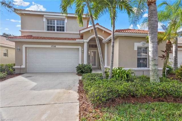 1756 Sanctuary Pointe Ct, NAPLES, FL 34110 (MLS #219068105) :: Clausen Properties, Inc.