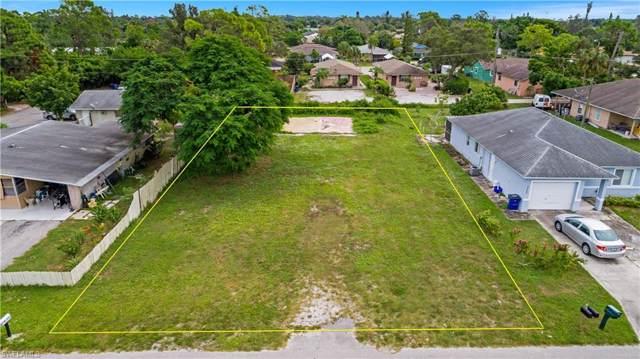 27603 Horne Ave, BONITA SPRINGS, FL 34135 (MLS #219070529) :: Palm Paradise Real Estate