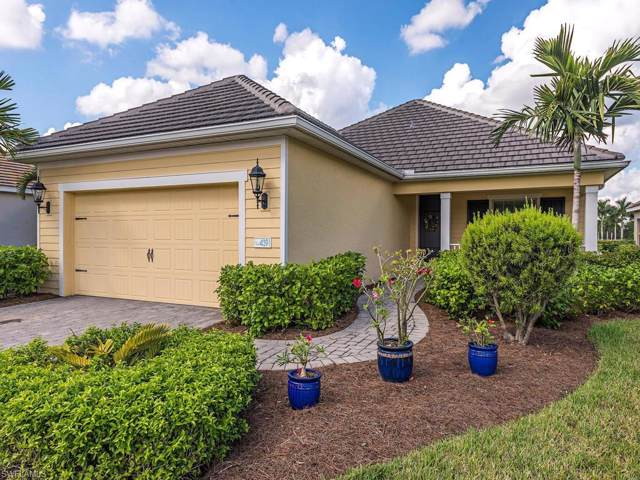 4391 Watercolor Way, FORT MYERS, FL 33966 (MLS #219072049) :: Palm Paradise Real Estate
