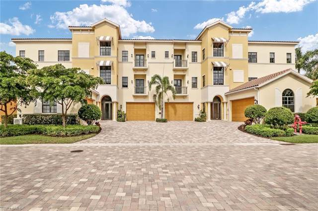 11022 Via Tuscany Ln N #302, MIROMAR LAKES, FL 33913 (#219072625) :: The Dellatorè Real Estate Group