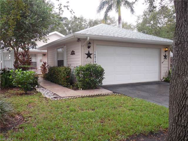 14819 Crooked Pond Ct, FORT MYERS, FL 33908 (#219072972) :: The Dellatorè Real Estate Group