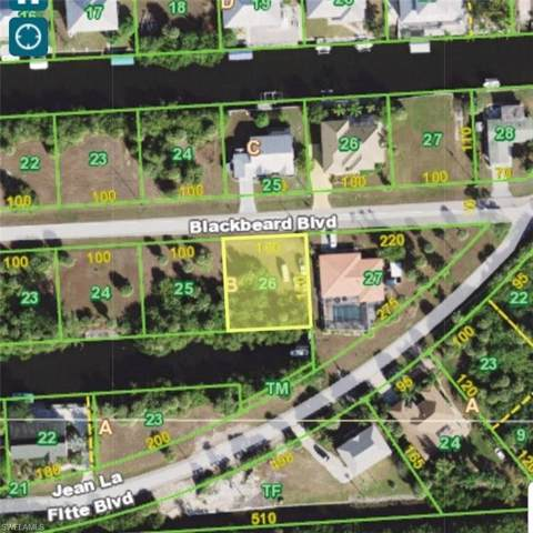 24339 Blackbeard Blvd, PUNTA GORDA, FL 33955 (MLS #219073407) :: Palm Paradise Real Estate
