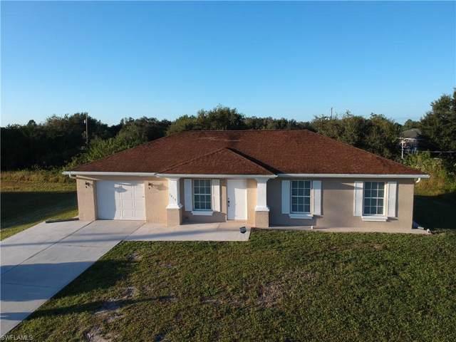 1919 Unice Ave N, LEHIGH ACRES, FL 33971 (MLS #219075629) :: Palm Paradise Real Estate