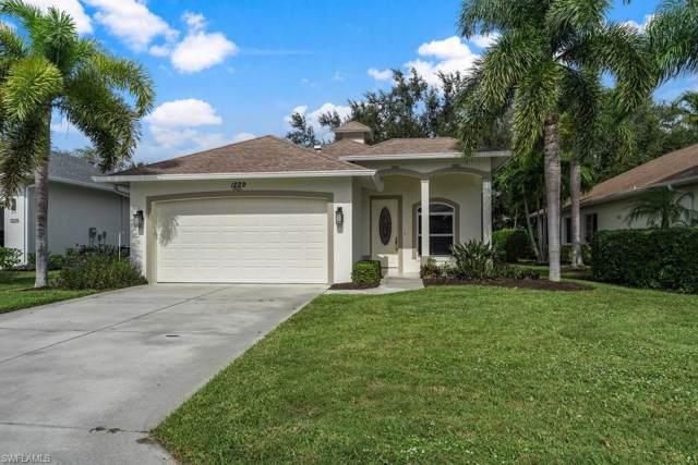 1229 Imperial Dr, NAPLES, FL 34110 (#219076593) :: The Dellatorè Real Estate Group