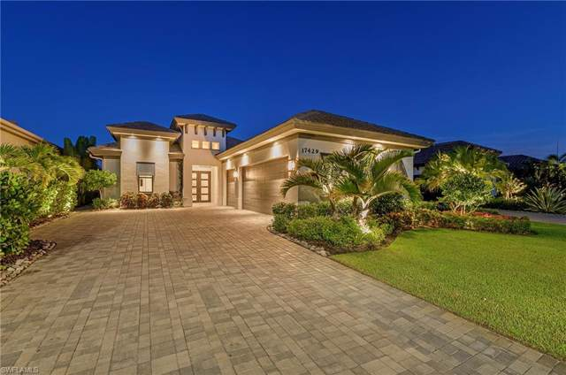 17429 Via Lugano Ct, MIROMAR LAKES, FL 33913 (#219077292) :: The Dellatorè Real Estate Group