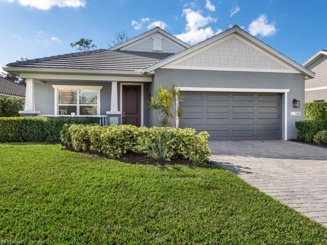 7682 Cypress Walk Dr, FORT MYERS, FL 33966 (MLS #219080133) :: RE/MAX Radiance