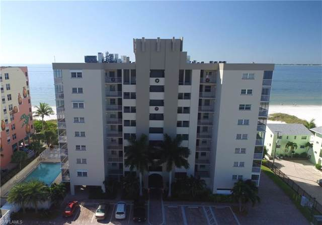 500 Estero Blvd #495, FORT MYERS BEACH, FL 33931 (MLS #219081324) :: #1 Real Estate Services
