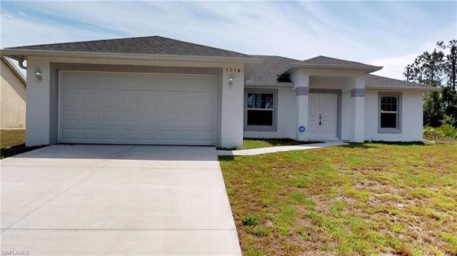 1116 Copley St E, LEHIGH ACRES, FL 33974 (#219082145) :: Southwest Florida R.E. Group Inc