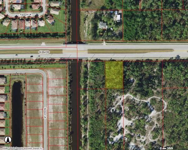 Oil Well Rd, NAPLES, FL 34120 (#219083229) :: The Dellatorè Real Estate Group