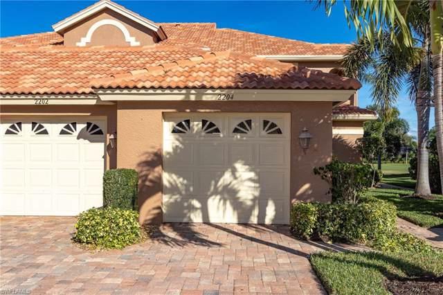 13259 Sherburne Cir #2204, BONITA SPRINGS, FL 34135 (MLS #220001372) :: Clausen Properties, Inc.