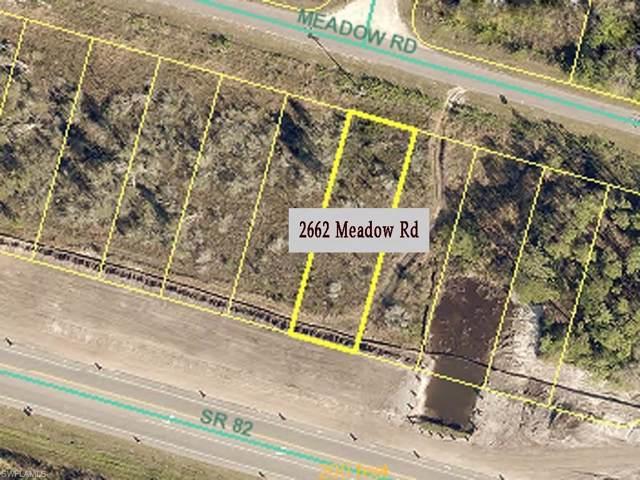 2662 Meadow Rd, LEHIGH ACRES, FL 33974 (MLS #220001562) :: Kris Asquith's Diamond Coastal Group
