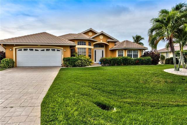 2822 SW 40th St, CAPE CORAL, FL 33914 (#220002620) :: Jason Schiering, PA