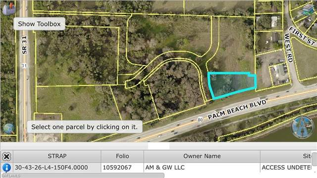 Access Undetermined, FORT MYERS, FL 33905 (MLS #220003479) :: Palm Paradise Real Estate