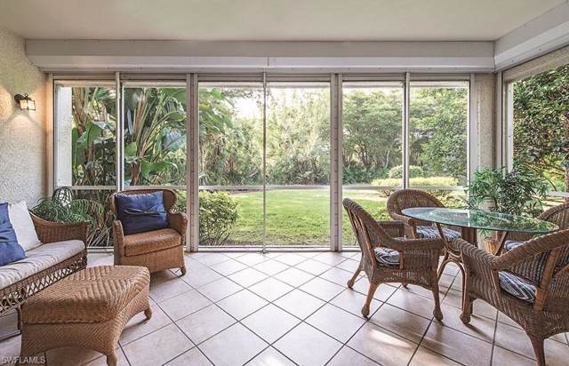 4701 Montego Pointe Way #103, BONITA SPRINGS, FL 34134 (#220004413) :: The Dellatorè Real Estate Group