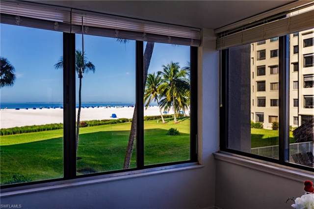 6670 Estero Blvd A 203, FORT MYERS BEACH, FL 33931 (MLS #220004432) :: Clausen Properties, Inc.