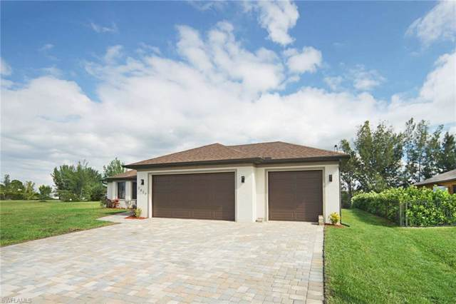 2027 NW 32nd Ct, CAPE CORAL, FL 33993 (#220005312) :: Jason Schiering, PA