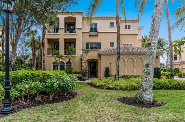 2826 Tiburon Blvd E #102, NAPLES, FL 34109 (MLS #220005541) :: Team Swanbeck