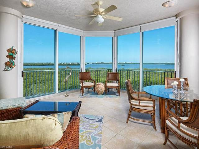 4801 Island Pond Ct #703, BONITA SPRINGS, FL 34134 (#220005871) :: The Dellatorè Real Estate Group