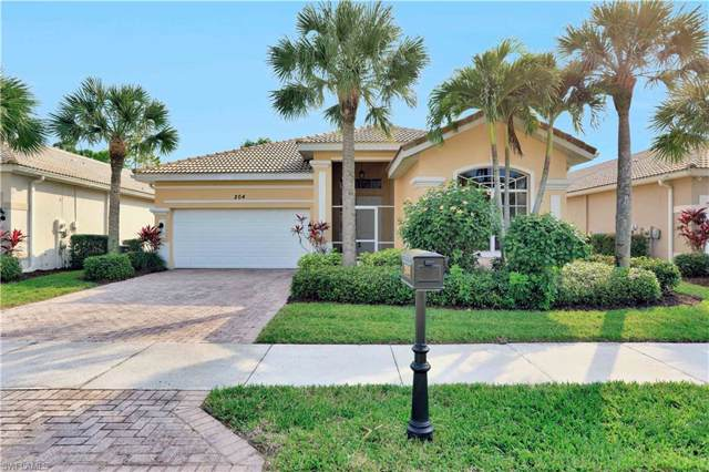 204 Glen Eagle Cir, NAPLES, FL 34104 (MLS #220007214) :: Kris Asquith's Diamond Coastal Group