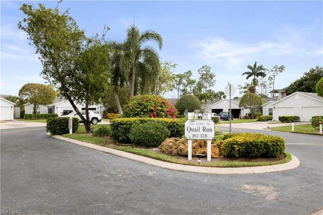 108 Quail Forest Blvd, NAPLES, FL 34105 (MLS #220010007) :: Kris Asquith's Diamond Coastal Group