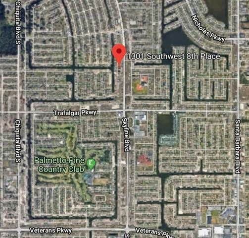 1301 SW 8th Pl, CAPE CORAL, FL 33991 (MLS #220011408) :: Avant Garde